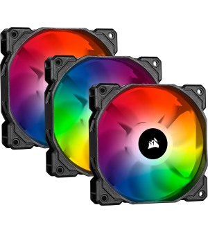 Corsair Chassis Fan SP120 Pro RGB With Controller 3 Fan Pack