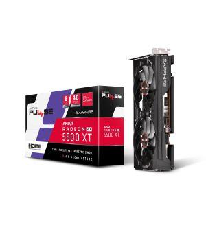 Sapphire PULSE Radeon RX 5500 XT 8G GDDR6