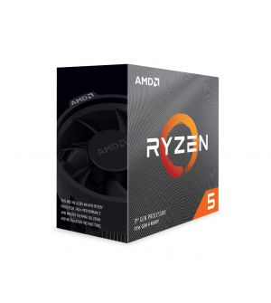 AMD Ryzen 5 3600 3rd Generation CPU (32MB Cache, upto 4.20GHz)