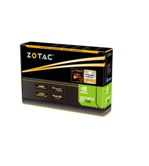 Zotac GeForce GT 730 4GB GDDR3 Graphics Card