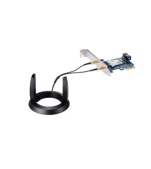 Asus AC2100 Dual-Band PCIe® 160MHz Wi-Fi Adapter PCE-AC58BT