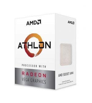AMD Athlon 3000G 3rd Generation Processor (4MB Cache, 3.50GHz)