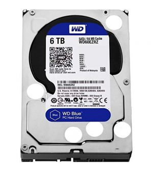 WD 6TB Desktop Internal Hard Drive