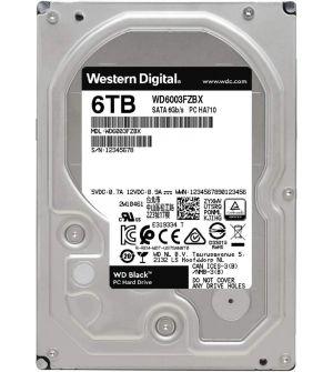 WD 6TB Gaming Internal Hard Drive