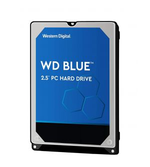 WD Laptop Hard Disk 500GB Blue