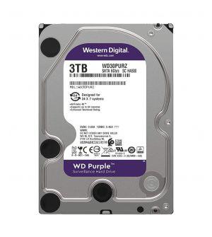 WD 3TB Purple Surveillance Internal Hard Drive