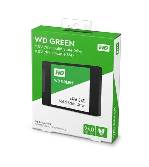 WD Green™ 3D NAND 240 GB WDS240G2G0A
