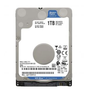 WD Laptop Hard Disk 1TB Blue