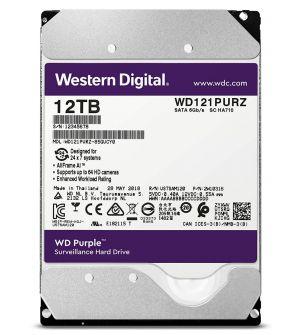WD 12TB Surveillance Hard Drive