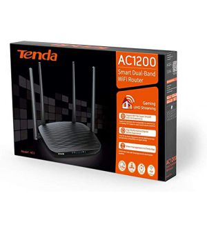 Tenda AC5 AC1200 Smart Dual-Band WiFi Router