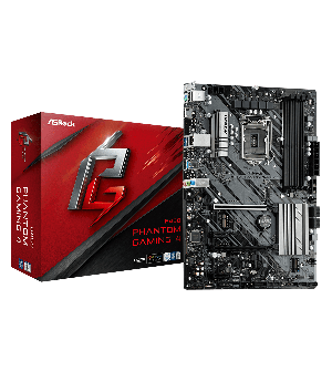 Asrock B460 Phantom Gaming 4 ATX Mother Board for AMD AM4