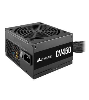 CORSAIR CV450 Non Modular 450W ATX Power Supply 80 Plus Bronze
