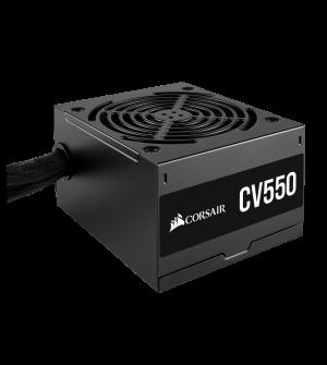 CORSAIR CV550 Non Modular 550W ATX Power Supply 80 Plus Bronze