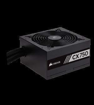CORSAIR CX750 Non Modular 750W ATX Power Supply 80 Plus Bronze