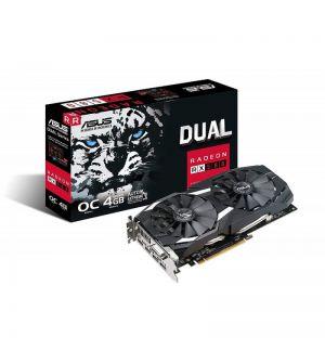 Asus Radeon DUAL-RX580-O4G