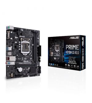 Asus Prime H310M-CS R2.0 Micro-ATX Mother Board for Intel LGA1151