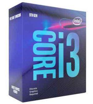 Intel Core i3-9100F 9th Generation Processor (6M Cache, upto 4.20GHz)