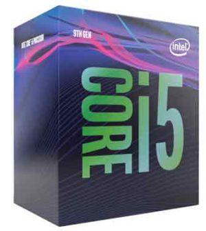 Intel Core i5-9600K 9th Generation Processor (9M Cache, upto 4.60GHz)