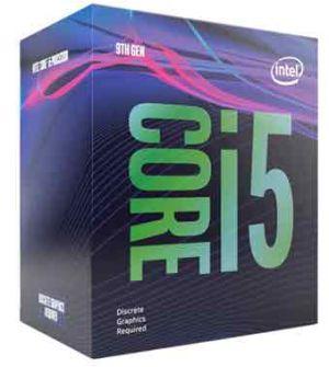 Intel Core i5-9400F 9th Generation Processor (9M Cache, upto 4.10GHz)