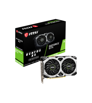 MSI GeForce GTX 1660 SUPER Ventus XS OC 6GB DDR5 Graphics Card