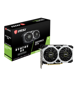 MSI GeForce GTX 1660 Ti Ventus XS OC 6GB DDR6 Graphics Card