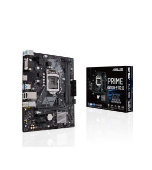 Asus Prime H310M-E Micro-ATX Mother Board for Intel LGA1151
