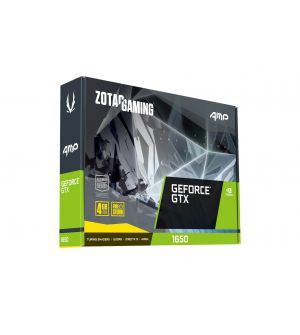 Zotac GeForce GTX 1650 AMP 4GB GDDR5 Graphics Card