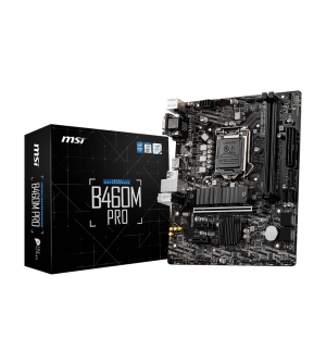 MSI B460M Pro Micro-ATX Mother Board for Intel LGA1200