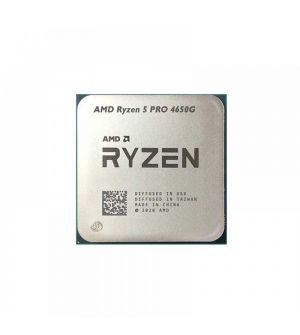 AMD Ryzen 5 PRO 4650G 4th Gen. Tray Pack CPU (3MB Cache, upto 4.20 GHz)
