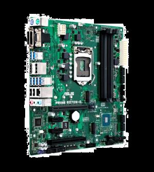 Asus Prime Q270M-C/CSM Micro-ATX Mother Board for Intel LGA1151